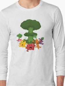 Veggiegeddon Long Sleeve T-Shirt