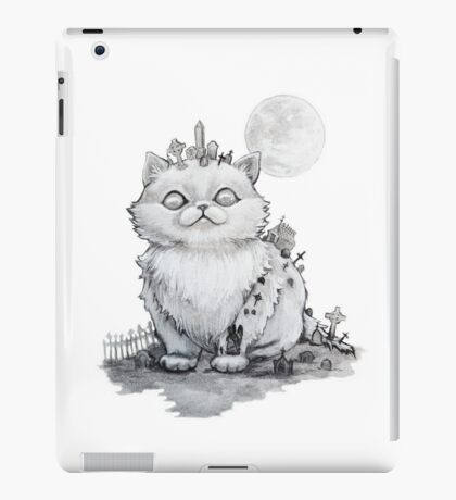 A Curious Manifestation of Monuments iPad Case/Skin
