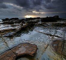 Bass Coast Rock Shelf by Robert Mullner