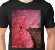 Jumping Off The Edge Unisex T-Shirt