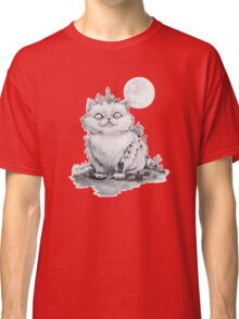 A Curious Manifestation of Monuments Classic T-Shirt
