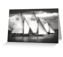 Couta Boats Greeting Card
