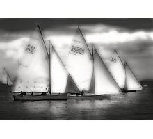 Couta Boats Photographic Print