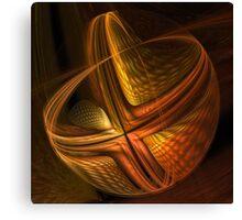 Tha magic basket Canvas Print