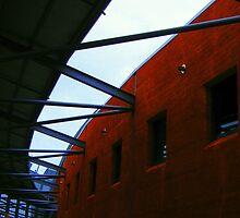Architectural curves by Kablwerk