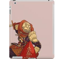 Elite Knight iPad Case/Skin