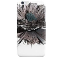 """""""artotem i"""" oil painting as a Spherical Depth Map. b iPhone Case/Skin"""