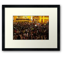 The Community Framed Print