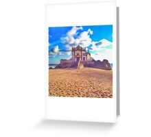 Porto III Greeting Card