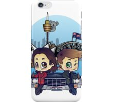 Winchesters in Sydney iPhone Case/Skin