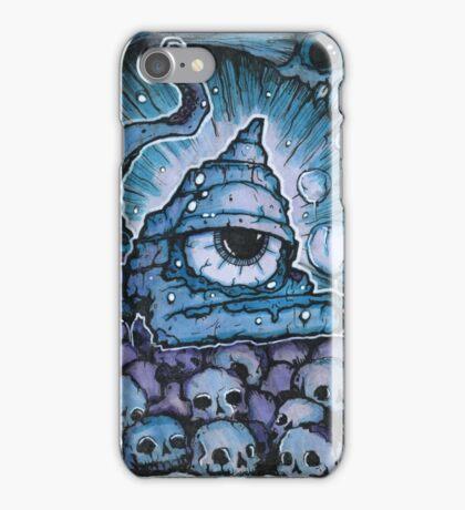 Cthonic Temple Smoke iPhone Case/Skin