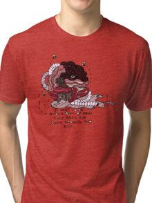 I Want to be a Big Ball of Meat  Tri-blend T-Shirt