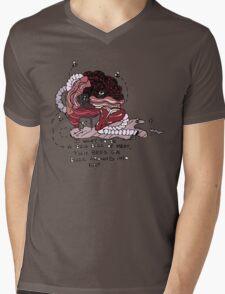 I Want to be a Big Ball of Meat  Mens V-Neck T-Shirt