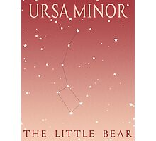 Ursa Minor Photographic Print
