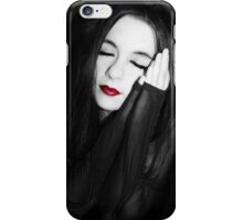 With Reverence iPhone Case/Skin