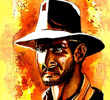 Indiana Jones! by Ayazbec