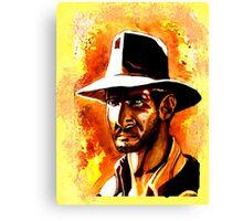 Indiana Jones! Canvas Print