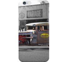Rat Rod 'Rat's Nest' Garage iPhone Case/Skin