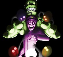 Five Nights At Freddy's 3: No... YOU Can't by mrbuckalew