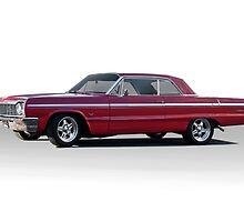 1964 Chevrolet Impala Super Sport by DaveKoontz