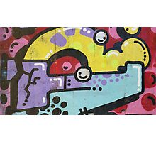 GRAFFITI BUSTERS Photographic Print