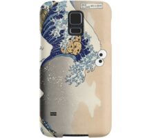 Sea is for Cookie.  Samsung Galaxy Case/Skin