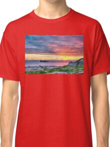 Sunset in France Classic T-Shirt