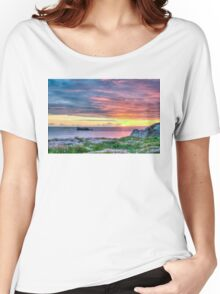 Sunset in France Women's Relaxed Fit T-Shirt