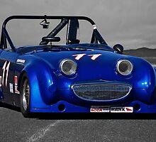 1958 Austin-Healey 'BugEye' Sprite GTL by DaveKoontz