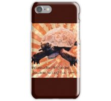 Dusty's Desert Face iPhone Case/Skin