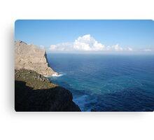 Cap Formentor Canvas Print