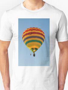 Balloon flying across the sky T-Shirt