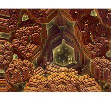 Chambers Inside Of Mars Photographic Print