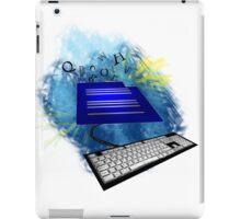 The Digital Author iPad Case/Skin