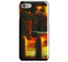 Across the Street iPhone Case/Skin