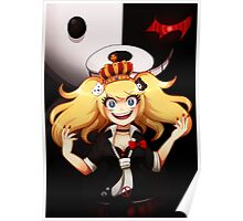 Bow Down to the Queen of Despair Poster