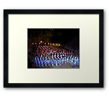 Edinburgh Tattoo 2006 Framed Print