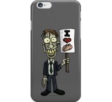 I Heart Brains iPhone Case/Skin