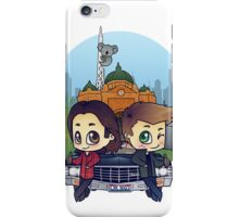 Winchesters in Melbourne iPhone Case/Skin