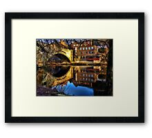 Reflections of Life~ Framed Print