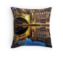 Reflections of Life~ Throw Pillow