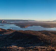 Lake Powell - Grand Staircase-Escalante National Monument, Arizona by Jason Heritage