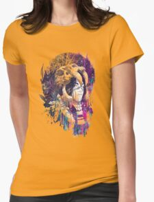 Shaman II Womens Fitted T-Shirt
