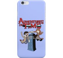 Adventures In Time iPhone Case/Skin