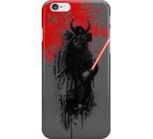 Dark Samurai iPhone Case/Skin
