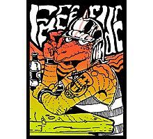 Free Ride Photographic Print