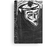 In Davy Jones' Locker Canvas Print