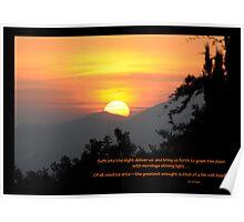 Valley Of The Sun - Ramona Poster