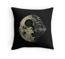 The Darkside of the Moon Throw Pillow