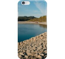Riverfront Property iPhone Case/Skin
